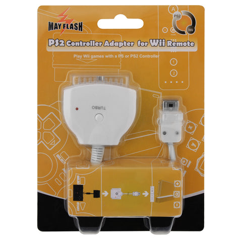 Playstation Controller to Wii Remote Adapter