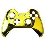Wireless Controller Front Shell Cover for Xbox One Chrome Gold