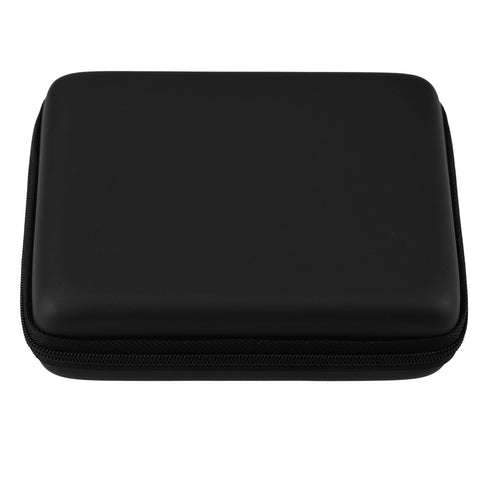 Black Airfoam Pouch Protect Case Pocket for the Nintendo 2DS