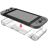 Project Design Crystal Protective Case for Nintendo Switch