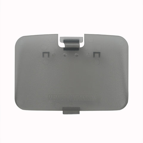 Nintendo 64 Expansion Card Cover - Grey