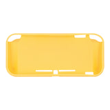 TPU Portective Silicon Sleeve for the Nintendo Switch Lite - Yellow