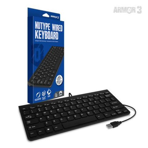 Hyperkin Armor3 NuType Wired Gaming Keyboard