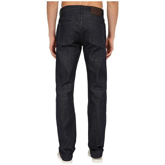 Jeans Naked & Famous Weird Guy Indigo Selvedge - Sole & Blues