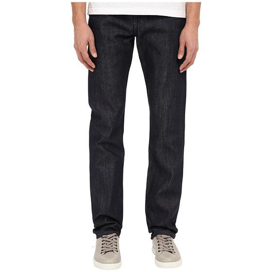 Naked & Famous Weird Guy Indigo Selvedge Jeans - Sole & Blues