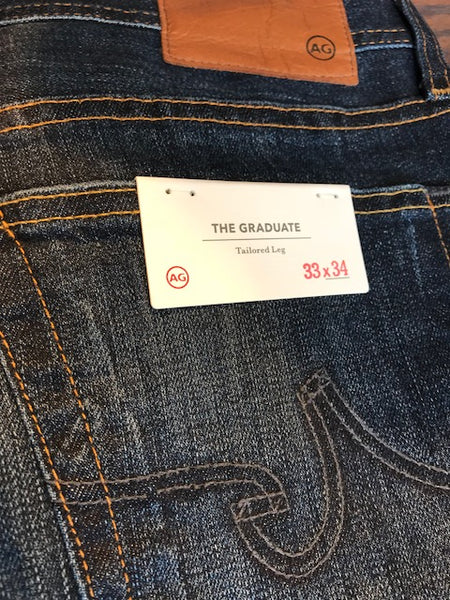 AG Jeans The Graduate Tailored Leg Robinson