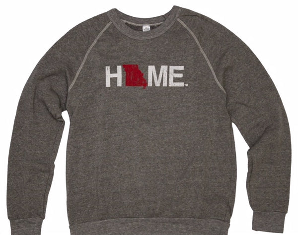 MY State Threads Missouri Home Sweatshirt - Sole & Blues