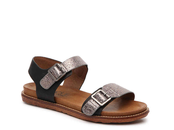 Boutique by Corky's Aria Sandal Black - Sole & Blues