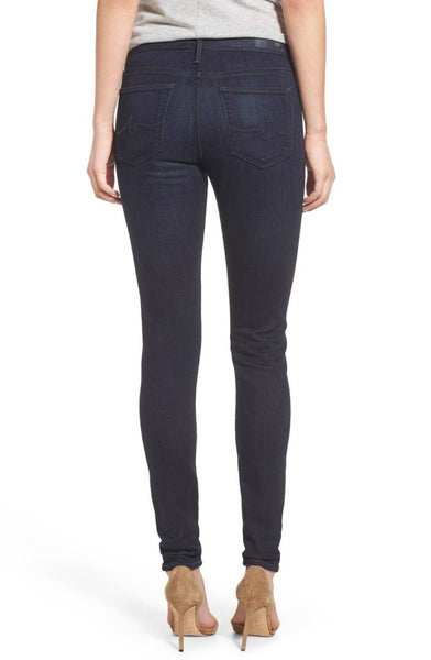 AG Jeans The Farrah Hi-Rise Skinny in Brooks - Sole & Blues