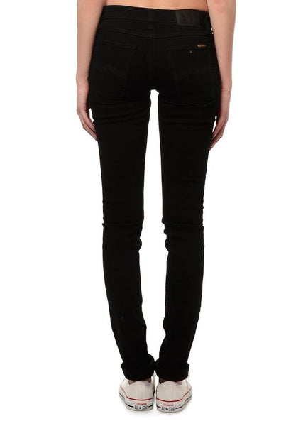 Nudie Jeans Tight Long John Black Black - Sole & Blues