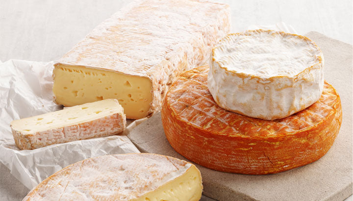 APRIL 22ND: Washed Rind Cheeses