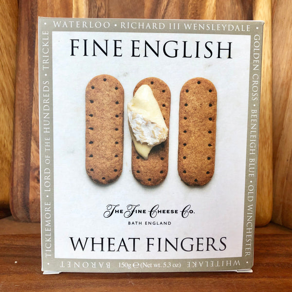 Fine English Wheat Fingers