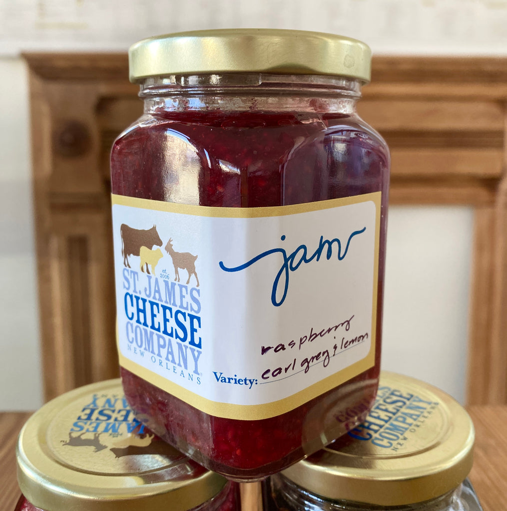 St. James Cheese Housemade Jams & Preserves