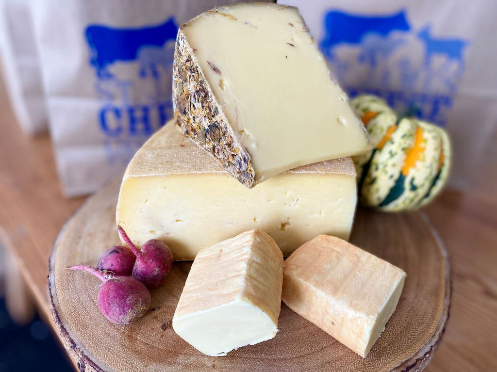 Oktoberfest Cheese Collection