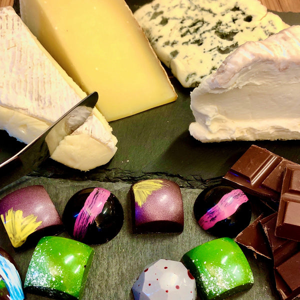 ON-DEMAND CHEESE CLASS: Chocolate & Cheese with Piety & Desire