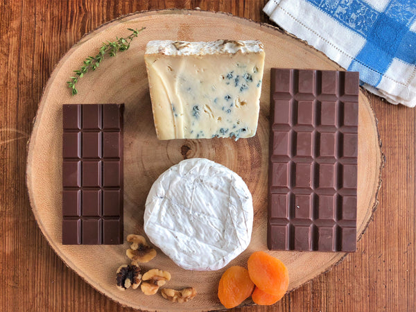 Chocolate & Cheese Pairing Collection