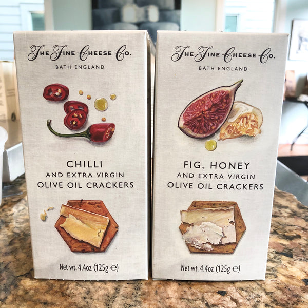Fine Cheese Co. Crackers