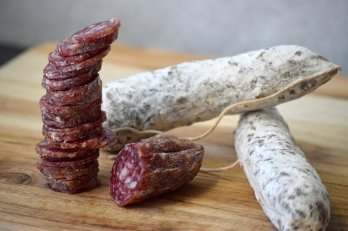 Jasper Hill Black Pepper Salami