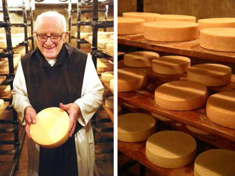 APRIL 8TH: Monastic Cheese - A virtual class
