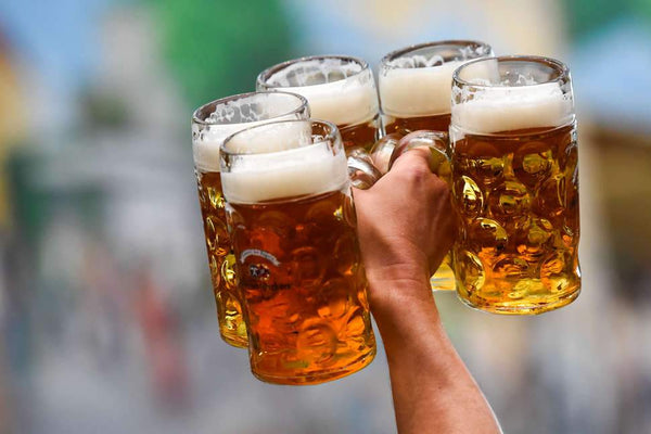 OCTOBER 22ND: Oktoberfest Cheese & Beer - A Virtual Class