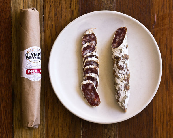 Olympia Provisions Salamis
