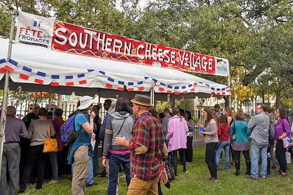 NOVEMBER 13-16TH: Fete des Fromages - NOLA Cheese Fest!