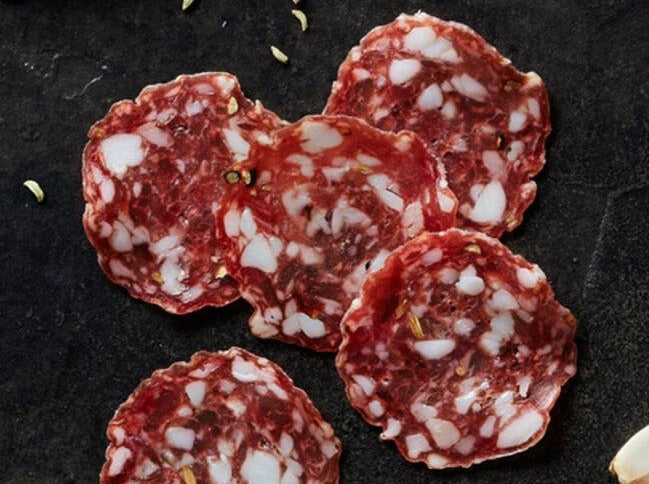 Spotted Trotter Finocchiona Salami