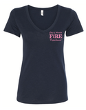 "Women's ""Breast Cancer Awareness"" Station Shirt"