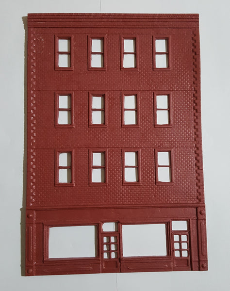 #D0065 - O Scale - Jacob's Hardware - Front Wall
