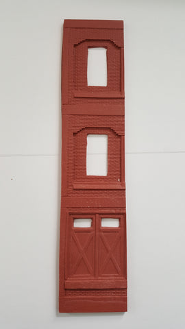 Korber Models #D0071 O Scale Front Wall