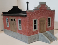 Korber Models #800 - O Scale - Plastics Supply Warehouse