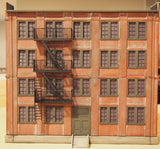 Korber #700 - O Scale - Background Apartment Building Build Up