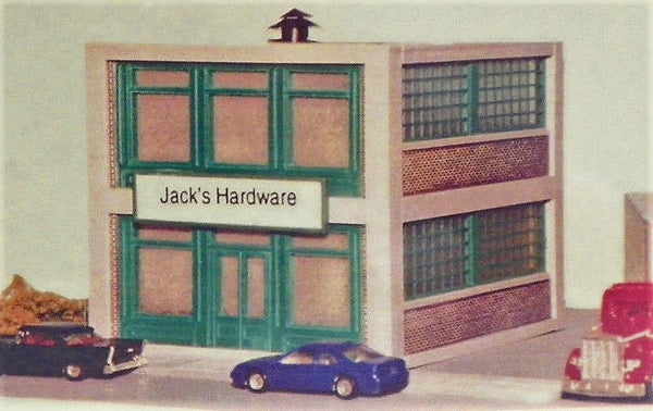 Korber #807 - HO Scale - Jack's Hardware Kit