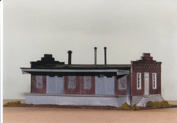 #968 - O Scale - Jenco Freight Terminal Kit