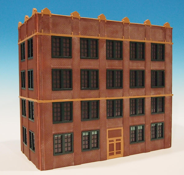 #969 - O Scale - General Light & Power Office Building Kit