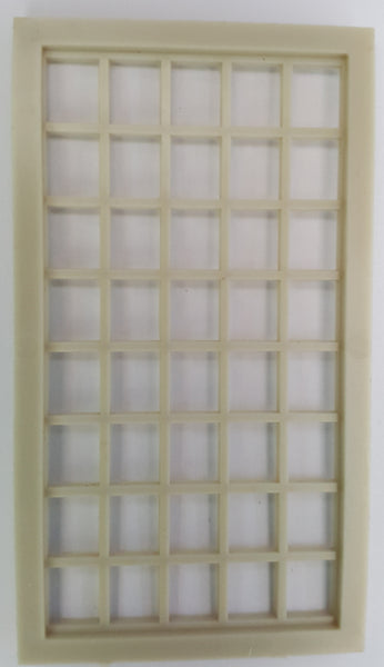 #D0072 - O Scale - Industrial Windows (8-Pack)