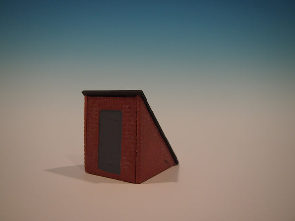 #D0001 - O Scale - Roof Top Stairwell Entrance Kit