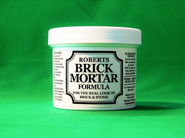 Roberts' Brick Mortar Formula - 4 Oz Jar
