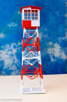 #705 - O Scale - Fire Tower Kit