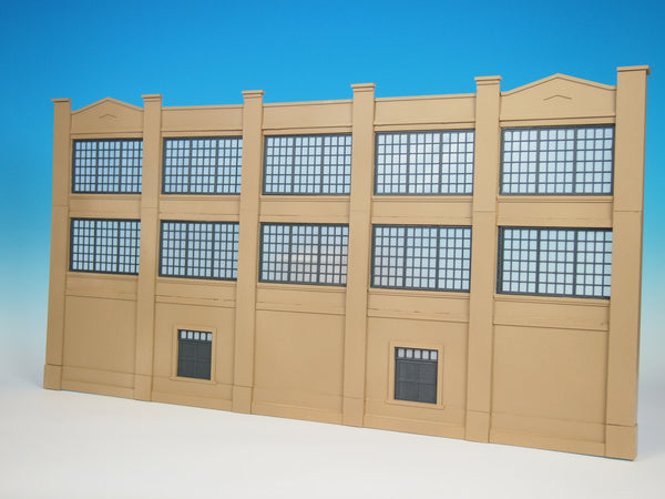 #MRS1011 - O Scale - Kendall Manufacturing Background Building Kit