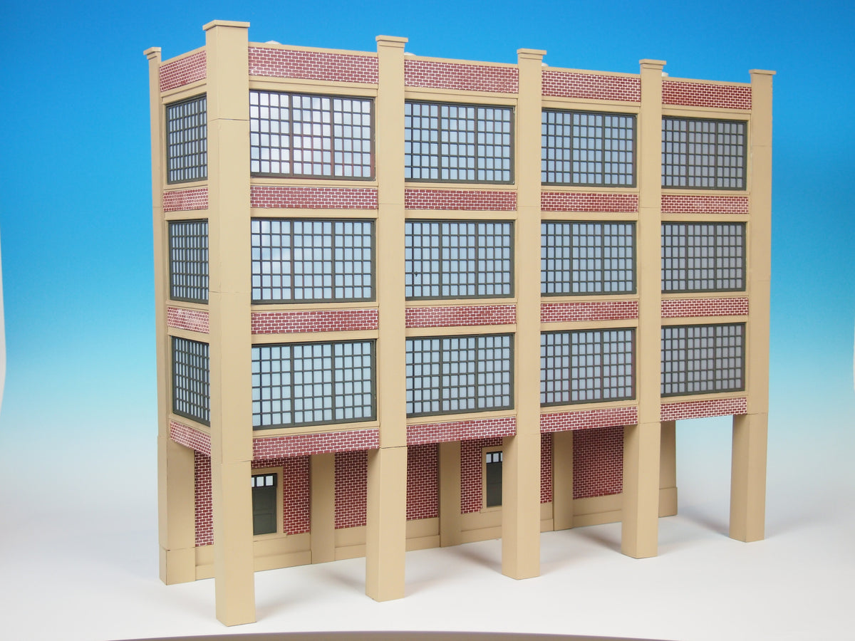 Mrs2000 O Scale Ted S Textiles Background Building