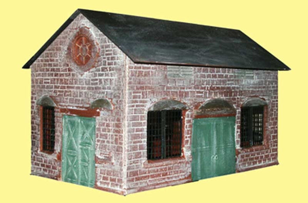 #310 - O Scale - Mitchell's Textile Mill Kit