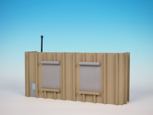 #TT2211 - O Scale - Transportation Station Background Building Kit