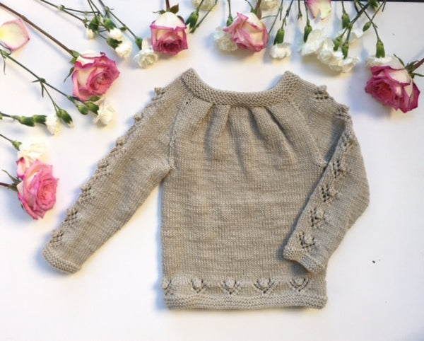 Marcella Sweater - English