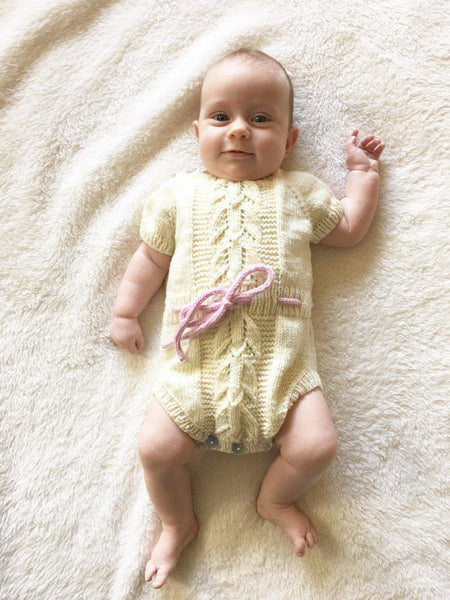 Liliana Romper - English