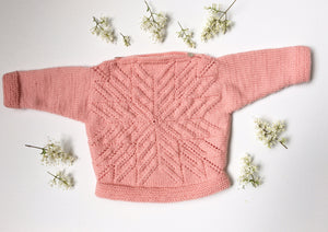 Dahlia Sweater - English