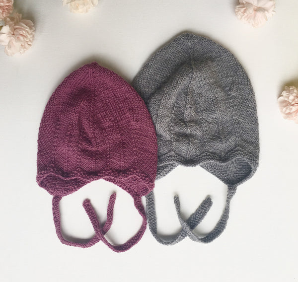 Baby Cherub Hat - English