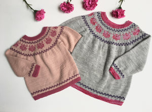 Rosalina Sweater - English