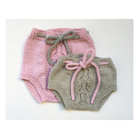 Liliana Baby Shorts - English