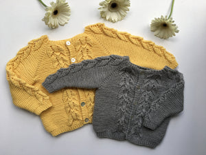 Liliana Cardigan - English